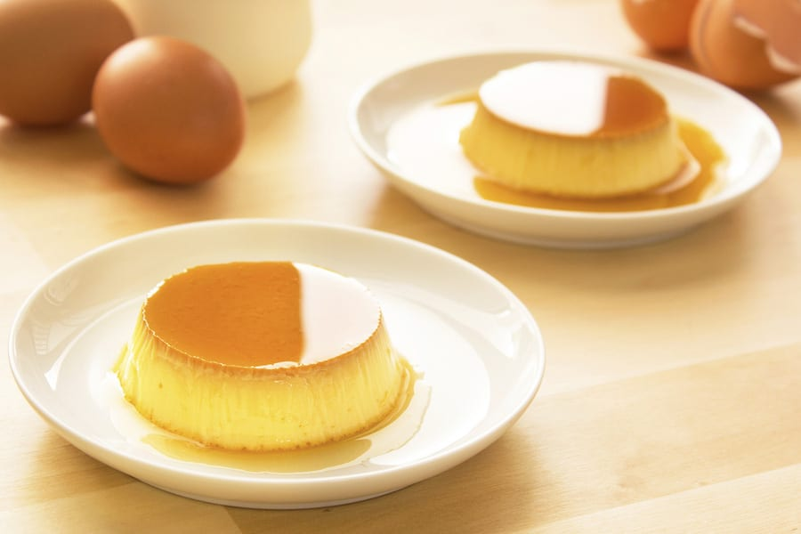 Mexican Desserts Always Include Flan
