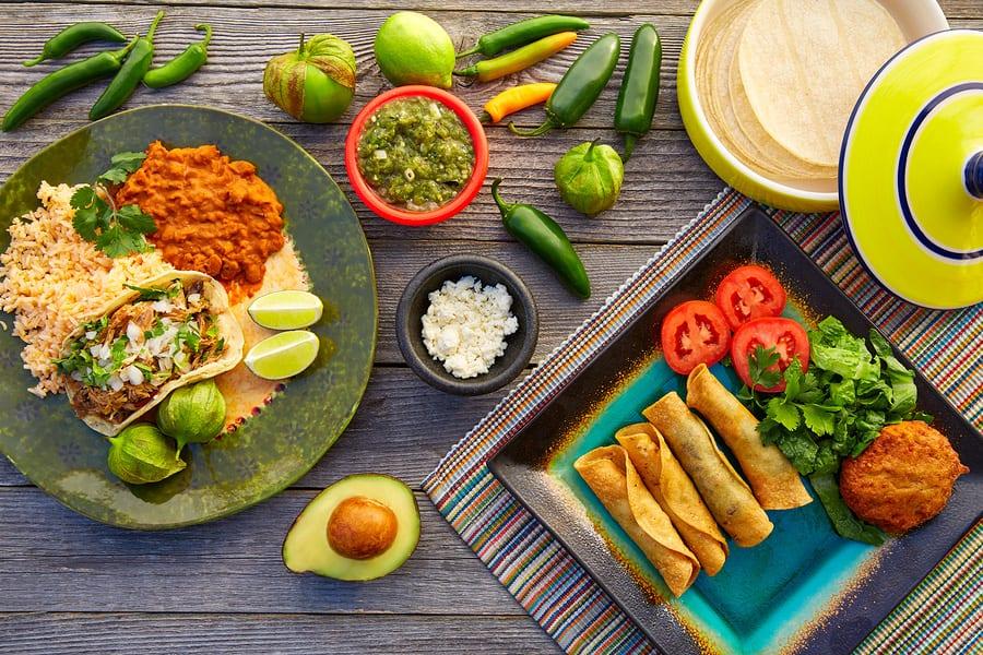 Anita Mexican Food El Camino Real