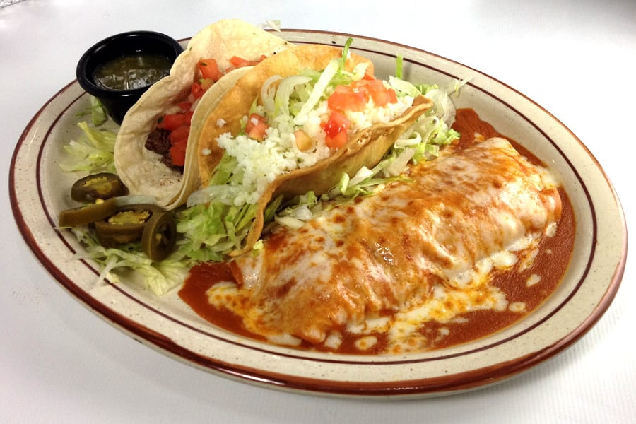 The Best Mexican Food is Like the Food Made in a Mexican Home