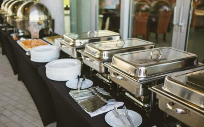 Wedding Catering with Mexican Food for a Spicy Reception