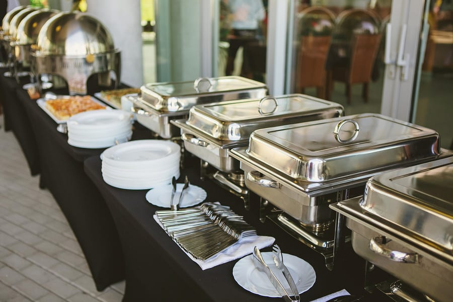 Wedding Catering With Mexican Food For A Spicy Inexpensive Buffet