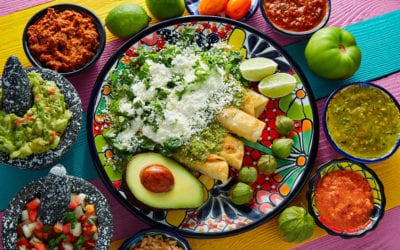 Mexican Food Heath Benefits for a Long Life