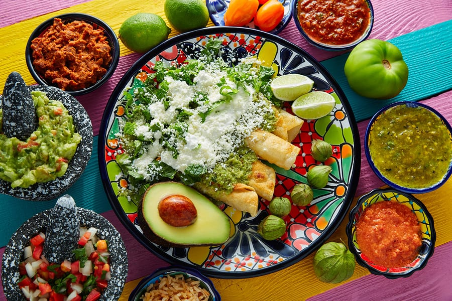 Mexican Food Health Benefits for a Long Life