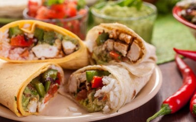 Burritos are Tasty and Good for You