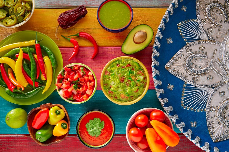 Mexican Salsa Recipes for All Tastes