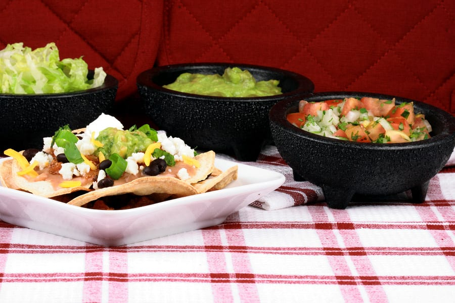 Mexican tacos are always a popular dinner choice whether you make them for guests or just yourself.