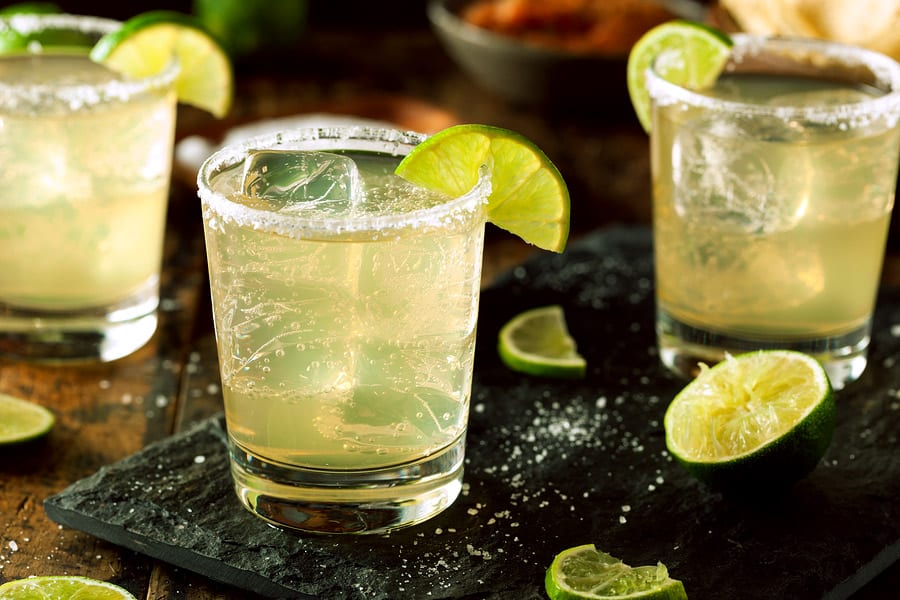 How to make perfect margaritas at home.
