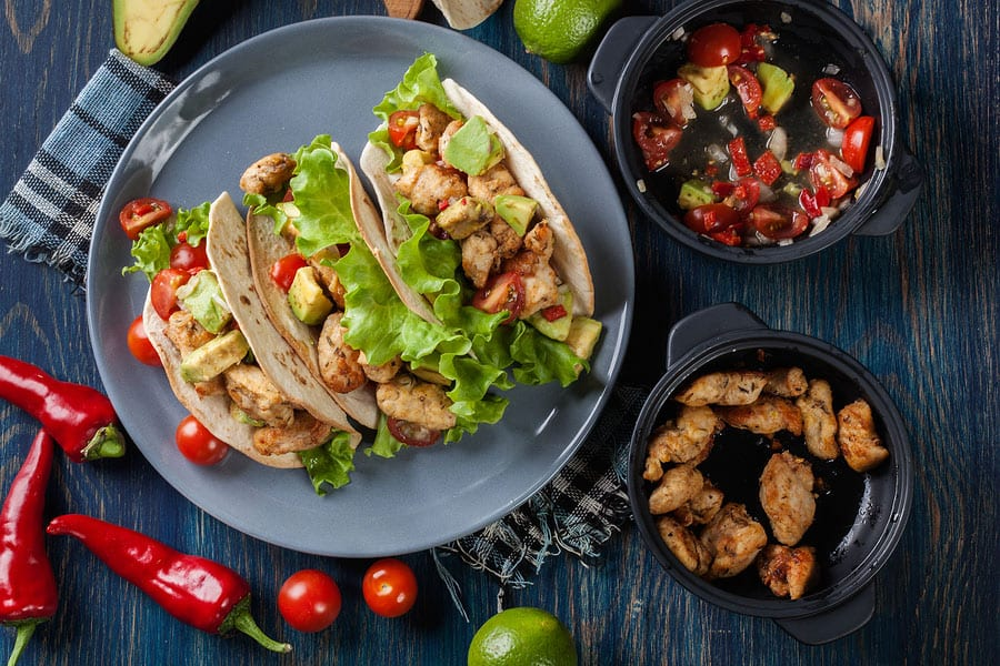 Tacos Can Be Incredible for Lunch or Dinner