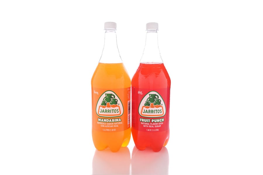You can usually get Jarritos with your Mexican food delivery.