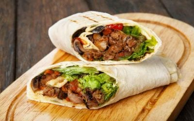10 Different Burritos for a Spectacular Variety