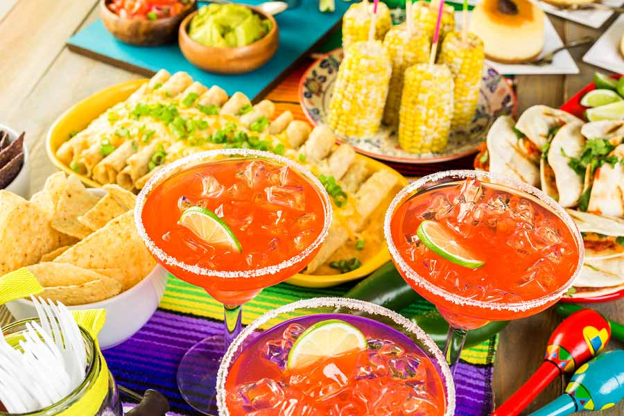Wedding Catering of Mexican Food in Silicon Valley