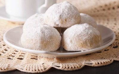 Mexican Food Recipes – Mexican Wedding Cookies
