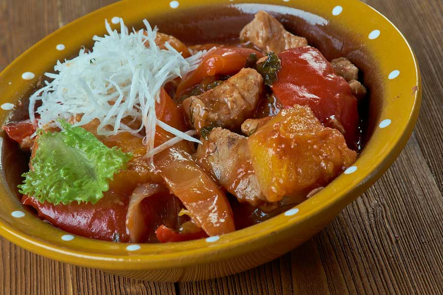 Menudo is the perfect hangover cure.