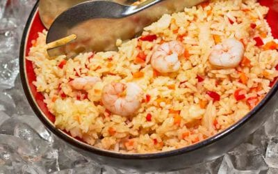 Authentic Mexican Rice Recipe Using Real Tomatoes