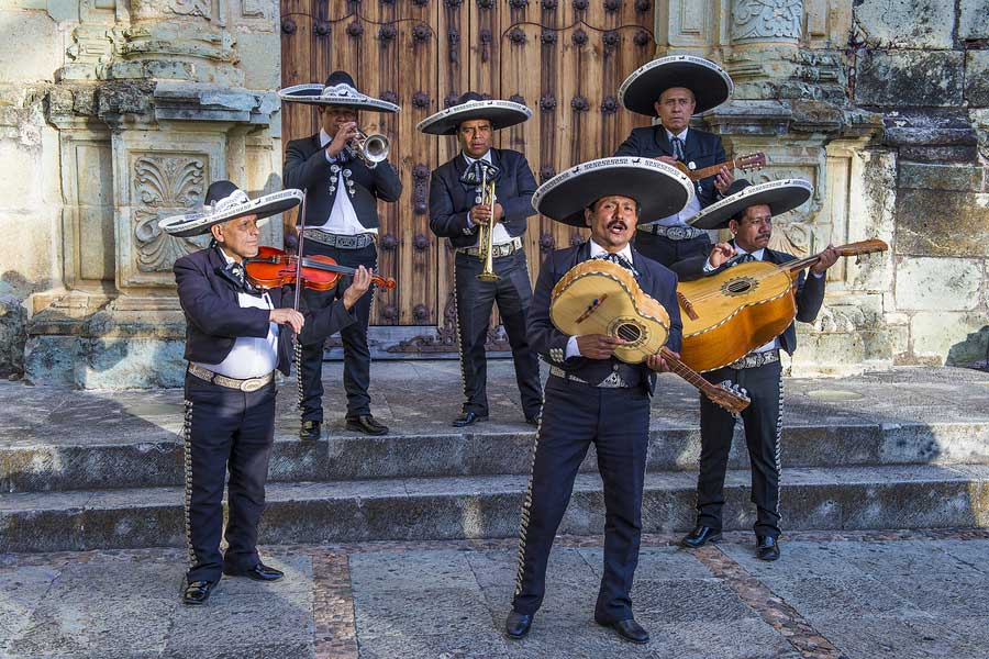 Read a little history of the mariachi music.